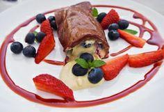 Palačinky :: Planty.cz Raw Food Recipes, Pancakes, Breakfast, Morning Coffee, Raw Recipes, Pancake, Crepes