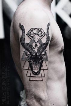 tatuagem bode - Pesquisa Google