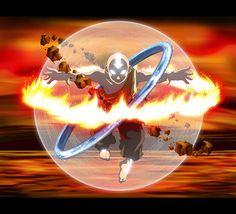 Avatar: The Last Airbender ; Avatar State