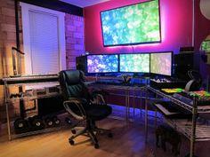 More Screens to Create Space
