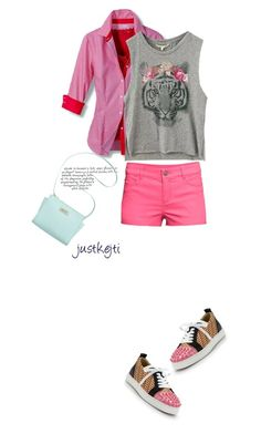"""Sweet Summer"" by justkejti ❤ liked on Polyvore featuring Dolce&Gabbana, Christian Louboutin, H&M, Marc Fisher, summerstyle, summeroutfit, summer2015 and PolyvoreMostStylish"