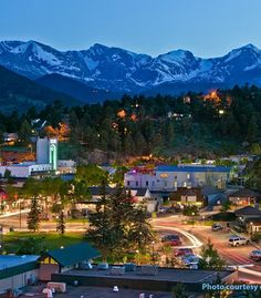 Vote Estes Park, CO, for America's Coolest Small Town 2014! #estespark #colorado #co #travel #budgettravel
