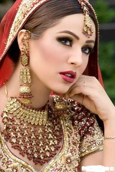 #jewerly Indian Bride