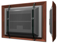 Features Benefits Deco Tv Framed Covers Over Fireplace