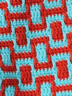 Spud & Chloë — Patterns » Aztec Scarf
