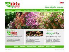 Titiz Agro Grup websitesi Full Group tarafından geliştirildi.