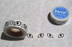 Cat Eye Washi Tape