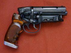 Blade Runner, Deckard's Blaster, The best prop gun