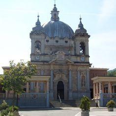 Santuario Regina Pacis a Fontanelle di Boves (Cn) | Info su storia, arte, liturgia e devozione sul sito web del progetto #cittaecattedrali