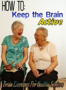 How To: Keep the Brain Active