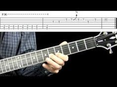 2 Great Guitar Blues Licks - Free Lesson from Dolphinstreet Guitar Tabs Songs, Learn Guitar Chords, Guitar Notes, Guitar Chord Chart, Music Guitar, Playing Guitar, Acoustic Guitar, Learning Guitar, Music Notes