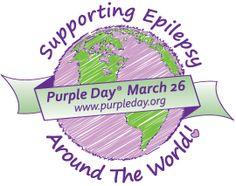 It's Purple Day, Supporting Epilepsy Around The World | HooplaHa.com