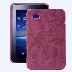 Arctic (Pink) Samsung Galaxy Tab P1000 Cover