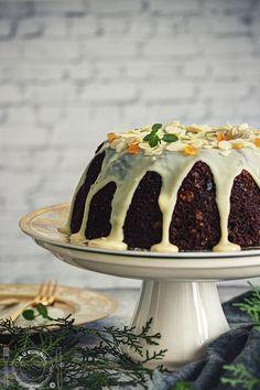 Chocolate Christmas Cake, Chocolate Cake, Italian Chocolate, Christmas And New Year, Panna Cotta, Ethnic Recipes, Desserts, Food, Chicolate Cake