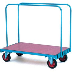 Trade and Retail Panel Trolleys FREE UK Delivery! Big Range of industrial loading board trolleys for easy carrying of boards and panels Folding Trolley, Flat Bed, Organization Hacks, Warehouse, Boards, Toys, Furniture, Home Decor, Home Ideas