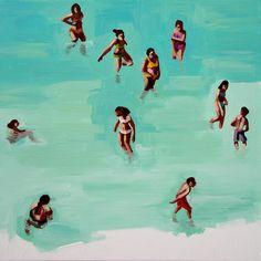"Saatchi Art Artist Corrado Zeni; Painting, ""Acqua"" #art"