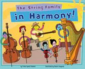 """An entire musical series about the """"instrument families"""" by Trisha Speed Shaskan--""""Around the World with the Percussion Family"""", """"Opening Night with the Woodwind Family"""", The Brass Family on Parade"""", """"The Keyboard Family Takes Center Stage"""", """"The String Family in Harmony!"""""""