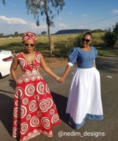 shweshwe dresses in South Africa