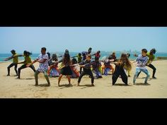 KIDS UNITED - Mama Africa feat. Angélique Kidjo et Youssou NDour (Clip officiel) - YouTube