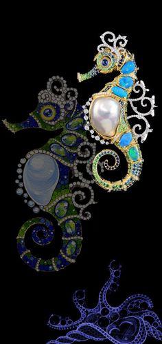 Master Exclusive Jewellery Ocean secrets | master exclusive jewellery новости ocean secrets collection