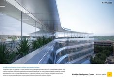 Workday Development Center | Form4 Architecture - Rethinking The Future Awards
