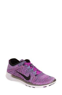 603caad2fce44 Nike  Free Flyknit 5.0 TR  Training Shoe (Women) available at  Nordstrom