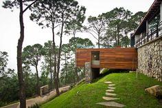 Casa en el Bosque,© Patricia Hernández