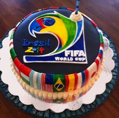 torta del mundial 2014 - Buscar con Google
