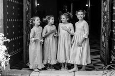 Santa Cecilia, Wedding With Kids, Statue, Home, Daytime Wedding, Santa Cam, Four Kids, Silk Satin