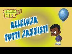 Alleluja Tutti Jazzisti (da Gli Aristogatti) - Bimbo Hit Tv