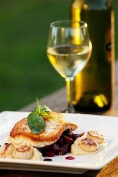This is an excellent source of information for wine pairings. It includes a chart and descriptions to ensure that all flavors of food are accentuated.