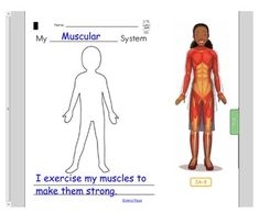 Use these Smart Board files when using the Engage NY First Grade ELA Domain 2 The Human Body Lessons 1-10, PP & DA.