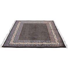 5' Square Wool Area Rug (475 AUD) ❤ liked on Polyvore