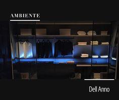 Este closet elegante e sofisticado você encontra na Dell Anno Atelier. Visite-nos: http://goo.gl/7UdOXo