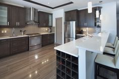 italian kitchen cabinets vancouver espresso kitchen the combination of cabinets 17965