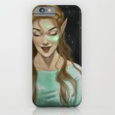 Feyre Starfall Dress Phone Case ~ $35 ~ Court of Mist and Fury Gifts!