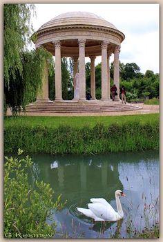 Temple de l'Amour, Versailles  -  France Île-de-France Versailles