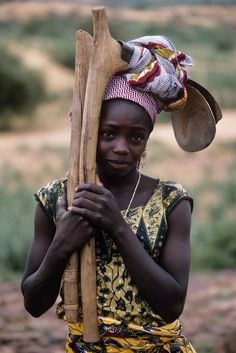 Bamako, Mali by Steve McCurry