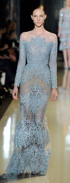 gorgeous elie saab couture 2013
