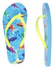 Fish Flip Flops!
