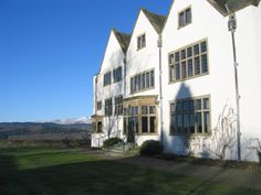 Blackwell Arts & Crafts house, overlooks Lake Windermere  Arts And Crafts House, Historic Houses, Windermere, Large Homes, Lakes, Manchester, Britain, Period, Objects