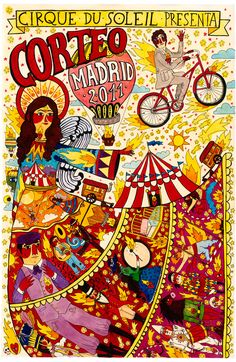 ricardo_cavolo_print_corteo_safewalls (Ricardo Cavolo) Tags: music bike angel soleil globe circo circus band bicicleta bici cirquedusoleil globo corteo clwn ricardocavolo