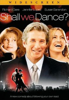 Shall We Dance | Jennifer Lopez Richard Gere Susan Sarandon