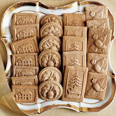 Speculaas Cookies Recipe:  http://www.marthastewart.com/343667/speculaas-cookies#Iced%2C%20Decorated%2C%20and%20Shaped%20Cookie%20Recipes|/274873/iced-decorated-and-shaped-cookie-recipes/@center/276951/christmas-cookies|343667