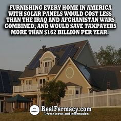 However, we'd be stealing from the wealthy military contractors.  That would be unacceptable to our Congress.