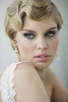 40 Wedding Hairstyles for Short to Mid-Length Hair