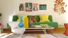 Joybird Percy Sofa from Laura G.