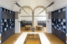 The Old Library / BK. architecten :: Check out more at http://www.designtra.com/the-old-library-bk-architecten/