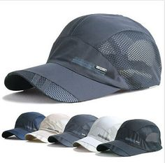 #Fashion men womens outdoor sports #baseball cap golf #tennis hiking ball sun hat, View more on the LINK: http://www.zeppy.io/product/gb/2/222090708447/