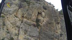 La Guardia Civil ha rescatado a un senderista que se quedó enriscado en una pared de 80 metros de altura en la zona de Sa Trapa, en la Serra de Tramuntana, en el termino municipal